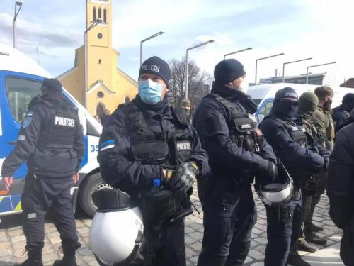 politseiriik on juba olemas vabaduse palats 2021 04 11 2